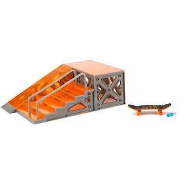 Hexbug Tony Hawk Circuit Boards - Treppen und Geländer mit Skateboard (Sortimentsartikel) [UK Import]