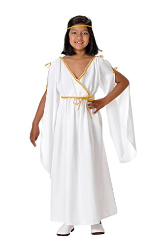 Imagen de disfraz romana niña  único, 5 a 7 años