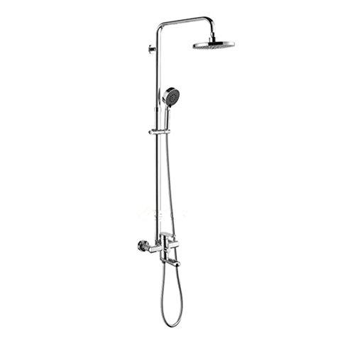 WP- Sistema del miscelatore termostatico doccia Set Riser Slide Rail