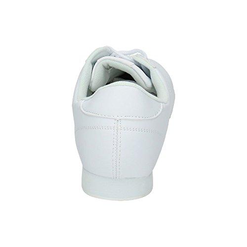 DEMAX Uomo Scarpe sportive Bianco