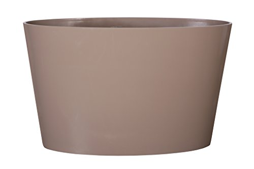 art-en-vogue-pot-de-fleurs-bac-a-plante-claire-finition-brillante-taupe-65x29x40cm