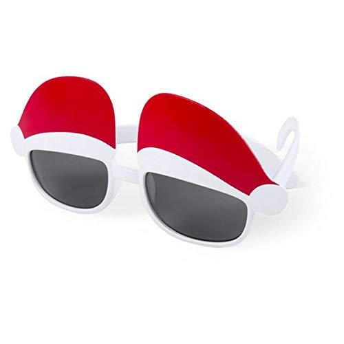 Gafas con Gorro de Papá Noel 144802