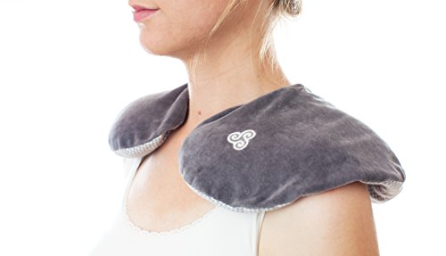 Traubenkernkissen für Schultern und Nacken