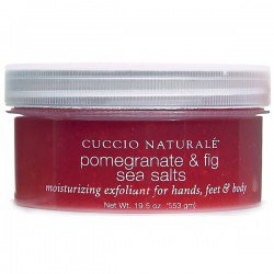 Cuccio Naturale Pomegranate & Fig Salt Scrub by Cuccio Naturale