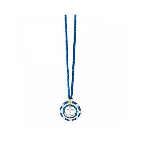 Ugl561 comete gioielli collana da uomo collezione blu genova
