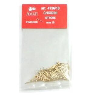 Amati 10mm Fine Brass Pins