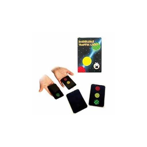 Incredible-Traffic-Light-Ampelkarten-Zaubertrick ProTriXX Incredible Traffic Light – Ampelkarten Zaubertrick inkl. deutschsprachiger Anleitung -