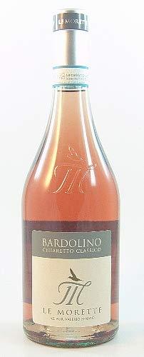 6-x-Bardolino-Chiaretto-Classico-Le-Morette-2017-Valerio-Zenato-im-Sparpack-trockener-Roswein-aus-Venetien