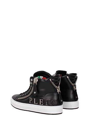 Baskets Philipp Plein Uomo Sm162625 -pp02 Nero Ig248sm162625 - Pp02 Nero