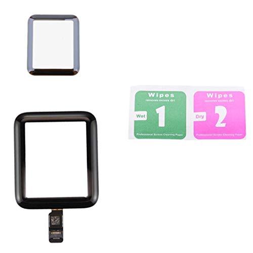 MagiDeal Smartwatch Display Schutzfolie Härte balsenfrei mit LCD Display Touchscreen Digitizer für Apple Watch 2 42mm 42 Lcd-display