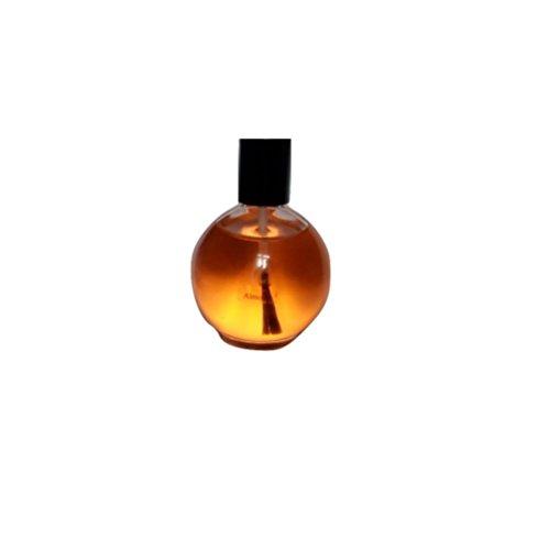 Almond aceite para cutículas 75ml, de salón G tamaño, profesional tamaño