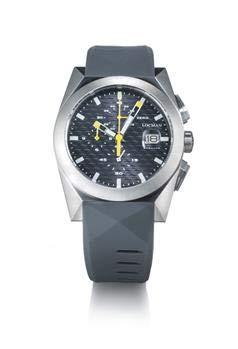 locman Italia Reloj Hombre cronógrafo Stealth Caja de Acero y Titanio 41mm
