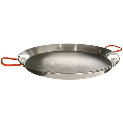 Garcima s.l - Padella per paella in acciaio lucidato