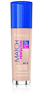 Rimmel London Match Perfection Foundation, Ivory