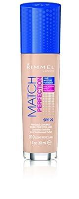 Rimmel London Match Perfection Foundation, Ivory