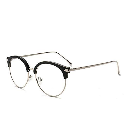 YMTP Frauen Vintage Optische Gläser Rahmen Runde Myopie Brillen Rahmen Männer Luxus Computer Brillen