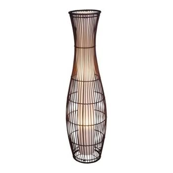 Collection sirit rattan floor lamp dark brown amazon beauty collection sirit rattan floor lamp dark brown mozeypictures Choice Image