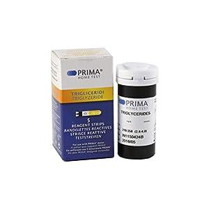 PRIMA 3-2 in 1 – Triglyceride Test- 5 Streifen