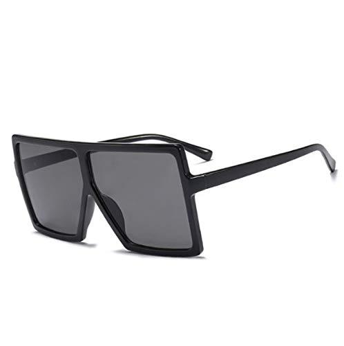 ROirEMJ Mode Sonnenbrille Frauen Vintage Persönlichkeit Stil Oversize Sonnenbrille Retro Classic Design Brille