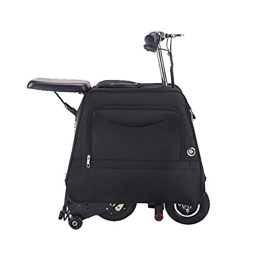 31aqy0kp9nL. SS500  - Ambm Electric Cycle Male And Female Adult Mini Folding Travel Luggage Electric Bike