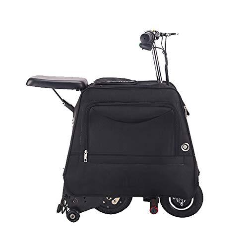 31aqy0kp9nL. SS500  - Ambm Electric Cycle Male And Female Adult Mini Folding Travel Luggage Electric Bike