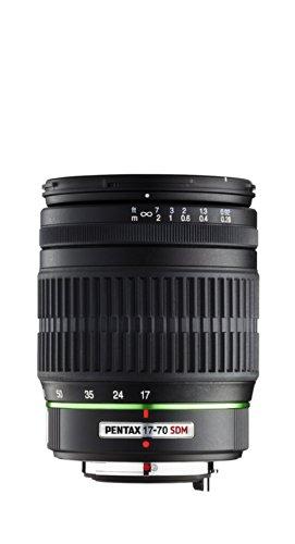 Pentax SMC-DA 17-70mm / f4,0 (IF) SDM Objektiv (Standardzoom) für Pentax