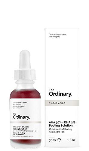 The Ordinary AHA 30% + BHA 2% Peeling Solution 30ml -