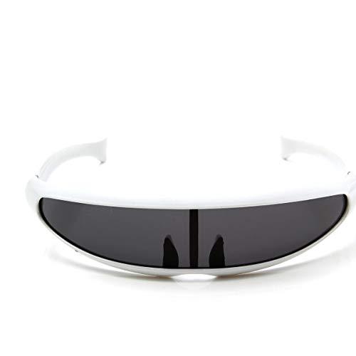 Occhiali da sole alla moda alla moda protezione UV400 Occhiali di sicurezza (Colore : 05)