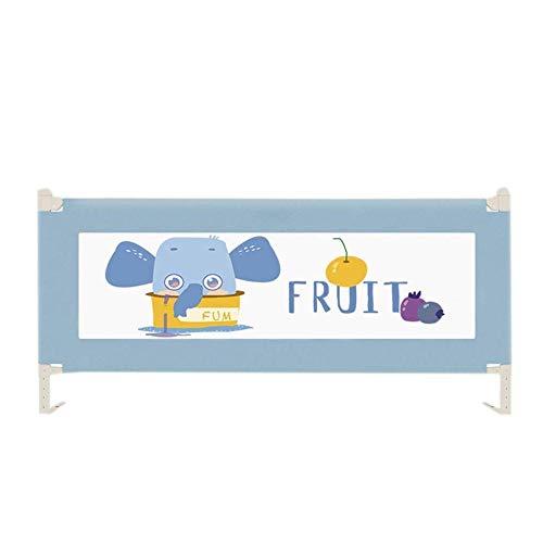 Rieles de cama azul/gris/rosa para niñas Cuna convertible/Individual/Doble/Queen/King Size Cama 1 5/1...