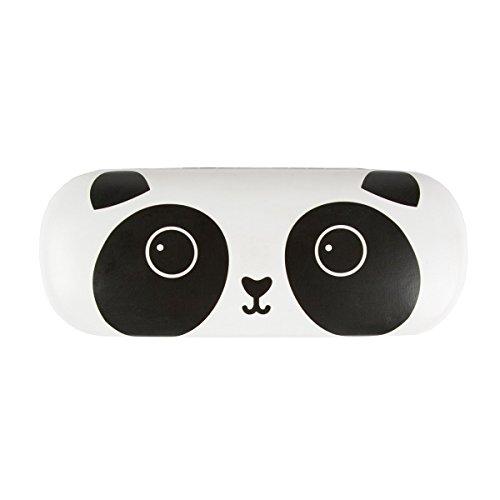 Kawaii Friends Panda Bear Hard Glasses Case