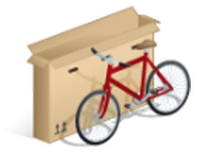Fahrradkarton für den sicheren Versand ! Top Qualität !
