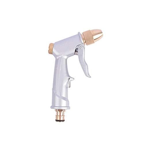 Keng réglable Tout métal Cuivre Tuyau Buse de pulvérisation Gun Tuyau d'arrosage Pistolets à Pression de l'eau d'irrigation pour Jardin/Voitures Véhicules à Laver