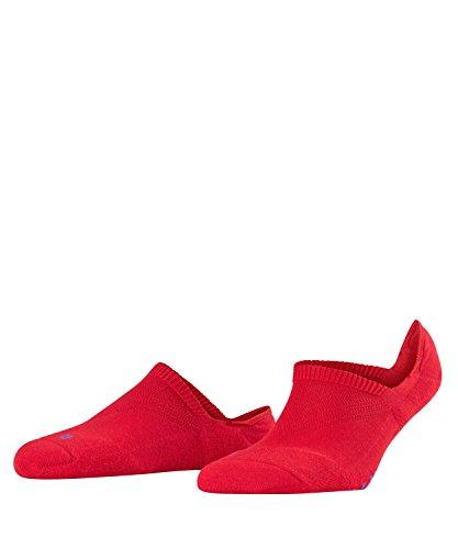 FALKE Damen Cool Kick Invisible Füßlinge, Rot (Fire 8150), 37-38 - Falke-high Heel