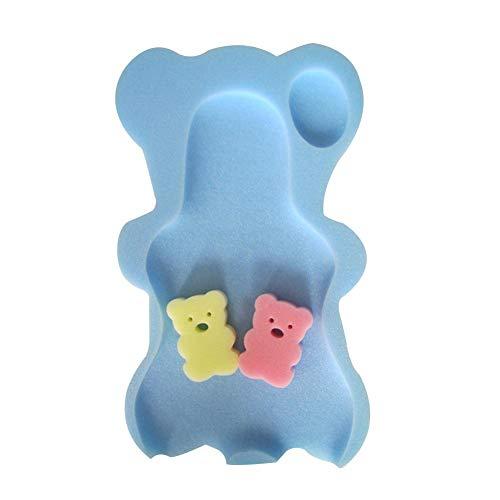 Arvin87Lyly Baby Badewanne Netz, Rutschfeste Baby Badeschwamm Sitzschwamm Badeunterlage, Baby Badewanne Unterlage Netz -