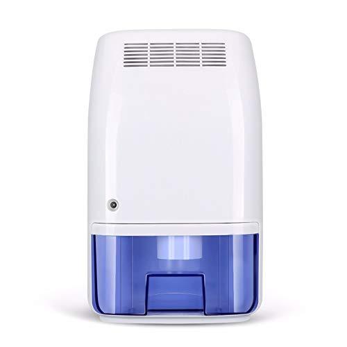 YSCCSY Luftentfeuchter 700ml Halbleiter Trockenmittel Feuchtigkeitsabsorber Tragbare Mini Auto-Off Kleiderschrank Hause Schlafzimmer Büro Luft Trockner
