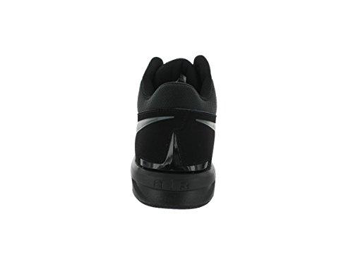 Nike Herren Air Visi Pro V NBK Basketball Schuh Black/Anthracite