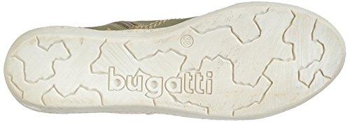 Senhoras hortelã 730 Verde Sapatilhas Bugatti J50261g 4qw1UU