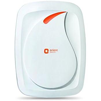 Orient WF1501P 15-Litre 2000-Watt Plastic Storage Water Heater (White)