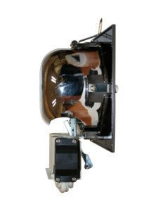 Downlight-kit (Kit Downlight quadratisch E-Mini Weiß ELECTRO DH. Inklusive zwei Energiesparlampen 9W 80.075/B 8430552121953)