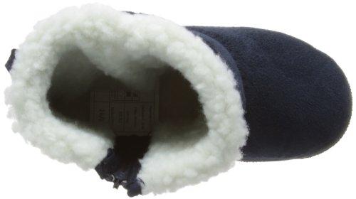 Unisex Hausschuh Blau Elefant mit Hausschuhe original 201761 Kinder Stickerei 900 Playshoes n7x8XdB7