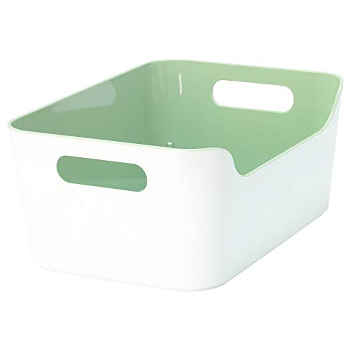 Ikea VARIERA Box, Light Green, 24x17 cm (9 œx6 Ÿ)
