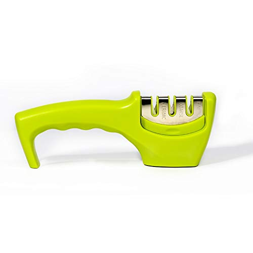 Fheal Quick Sharpener 3 Etapas Afilador de cuchillos Profesional Antid