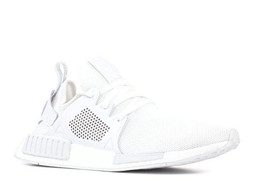 adidas NMD_xr1, Scarpe da Fitness Uomo bianco (Ftwbla/Ftwbla/Ftwbla)