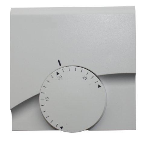 Preisvergleich Produktbild Raumthermostat für Fussbodenheizung und Wandheizung Standard 230V