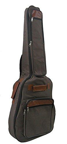 Mayfield Plaza Klassik Gitarrentasche Gepolstert Braun