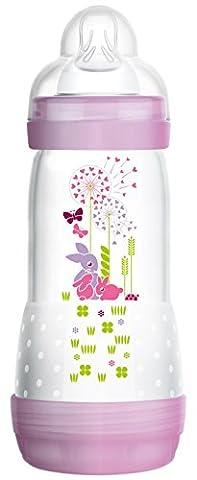 MAM 67531722 - Easy Start Anti-Colic 320 ml, Babyflasche, für Mädchen