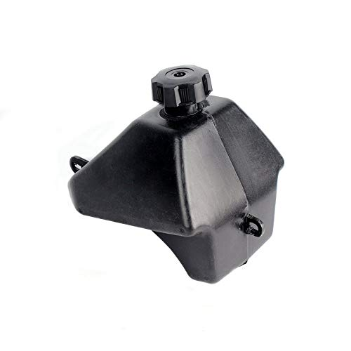 ghfcffdghrdshdfh High-Capacity ATVs Gas Petrol Fuel Tank + Fuel Cap 50cc 90cc 110cc for Chinese ATV for Quad 4 Wheeler for Hummer ATV Buggy Chino Youth Cap
