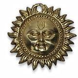 Zap Impex ® Religiöse Geschenke Sun Tapisserie Wand hängende Ornament