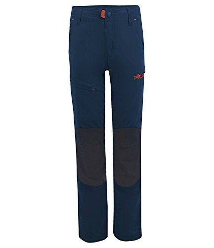 TROLLKIDS Jungen Hose Blau marineblau 134 cm