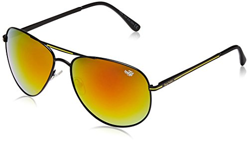Flying machine Aviator Sunglasses (Shiny Gold) (FMS-104|201|FREESIZE)  available at amazon for Rs.769